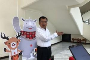 Wapres Optimistis Target Indonesia di Asian Games 2018 Tercapai