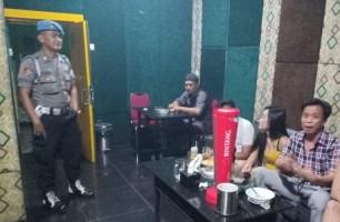 Warga Bekasi dan Tanggerang Terciduk di Hiburan Malam Bandar Lampung