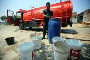 Warga BKP Kekurangan Air Bersih
