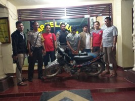 Warga dan Polisi Tangkap 1 Pelaku Begal di Way Kanan