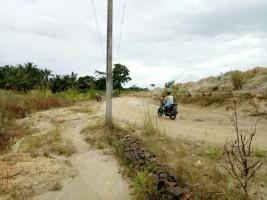 Warga Desa Hatta BakauheniTagih Janji PP Perbaiki Jalan