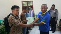 Warga Desa Rejomulyo Terima 847 Sertifikat PTSL