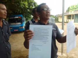 Warga Desa Tanjungsari Pertanyakan Keabsahan Sertifikat Pemilik Lahan