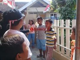 Warga Jagabaya 2 Bandar Lampung Meriahkan HUT Ke-73 RI