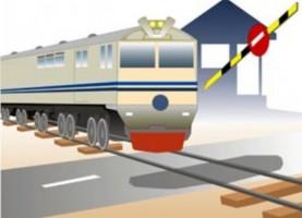 Warga Kalipapan Minta Palang Pintu Perlintasan Kereta Api Segera Dipasang