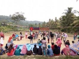 Warga Kampung Sendangbaru Gelar Berbagai Perlombaan Perayaan HUT Ke-73 RI