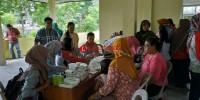 Warga Korban Tsunami Sidomulyo Dapatkan Pelayanan KesehatanGratis