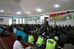 Warga Lambar Gelar Doa Bersama untuk Korban Bencana di Sulteng