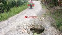 Warga Mandalasari Minta Gorong-gorong di Telagasari Diperbaiki