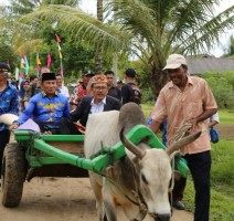 Warga Pengekahan Bengkunat Harapkan Akses Jalan dan Listrik PLN