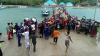 Warga Pulausebesi Terkena Dampak Tsunami akan Direlokasi Jauh dari Bibir Pantai