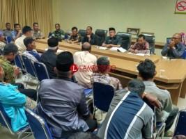Warga Suka Agung Minta DPRD Fasilitasi Konflik dengan PT PAL