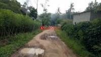 Warga Tirtamakmur Harapkan Perbaikan Jalan Desa Jadi Prioritas