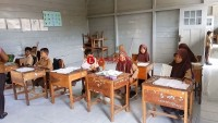 Warisan Masa Kolonial, SDN Pulau Pisang Harapkan Bantuan dari Belanda