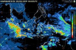 Warning, BMKG Ingatkan Cuaca Ekstrem di Hampir Seluruh Wilayah Lampung