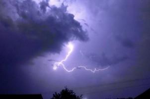 Waspada Hujan Disertai Petir di Sejumlah Wilayah di Lampung