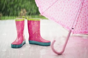 Waspada Potensi Hujan Disertai Petir dan Angin Kencang