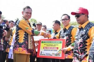 Way Kanan Terima Bantuan Pertanian Senilai Rp 12 Miliar