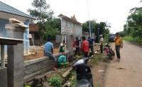 Wilayah Desa di Lampung Utara Juga Gelar Gotong Royong