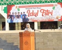 Winarti Ajak Masyarakat Jaga Toleransi Antarumat Beragama di Moment Lebaran