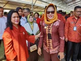 Winarti Hadiri Temu Karya Nasional di Bali