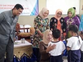 Winarti Minta Dinas Pendidikan Perhatikan PAUD