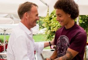 Witsel Resmi Berlabuh ke Borussia Dortmund