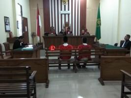 WNA Pembalakan TNBBS Divonis 20 Bulan Penjara