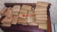 Wow! 49,5 Kg Ganja Disembunyikan dalam Vespa