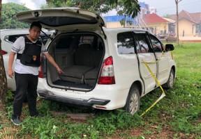 Mobil Milik Dufi Korban Pembunuhan dalam Drum, Ditemukan di Lampra