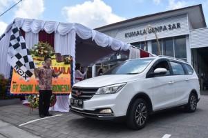 Wuling Buka Diler Kedua di Bali