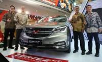 Wuling Kenalkan Cortez CT di Medan