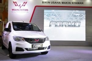 Wuling Luncurkan Model LCV Pertamanya di Indonesia
