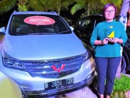 Wuling Motors Raih Dua Gelar ICOTY 2018