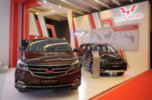Wuling Ramaikan GIIAS Medan Auto Show 2018