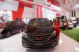Wuling Ramaikan GIIAS Surabaya Auto Show 2018