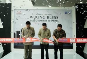 Wuling Resmikan Diler Baru di Surabaya