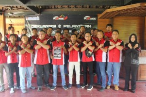 X-MOC Lampung Resmi Dideklarasikan