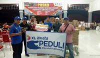 XL Axiata Salurkan Bantuan Darurat dan Layanan Bebas Biaya