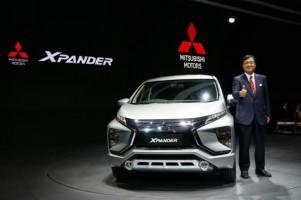 Xpander Pimpin PangsaPasar LMPV di Januari 2019