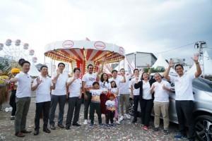 Xpander Tons of Real Happiness Hadir di Bandung