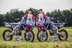 Yamaha Dukung Kejuaraan Dunia Motocross Grand Prix di Indonesia