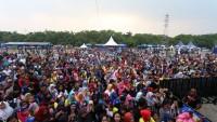 Yamaha Endurance Festival 2018 Dipadati Pengunjungi