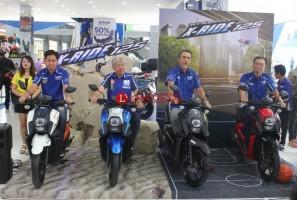 Yamaha Luncurkan All New X-Ride 125 dengan Fitur Baru