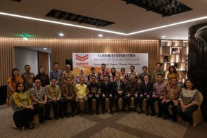 Yamaoka ScholarshipFoundation EkspansiProgramBeasiswauntuk Universitas diIndonesia