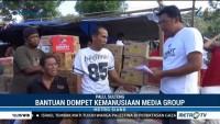 Yayasan Media Group Kembali Distribusikan Bantuan Korban Gempa