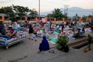 Yayasan Media Group Salurkan 108 Ton Beras dan Paket Sembako