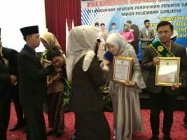 Yayasan Perintis Bandar Lampung Lepas 621 Siswa