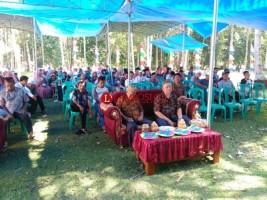 Yayasan Shadatain Gelar Halal Bihalal