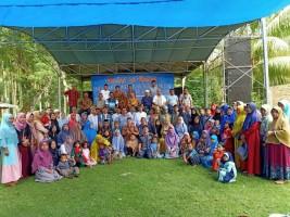 Yayasan Syahadatain Rahmatan Lil Alamin  Gelar Halal Bihalal